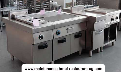 Maintenance-center-of-fast-food-restaurant-equipment