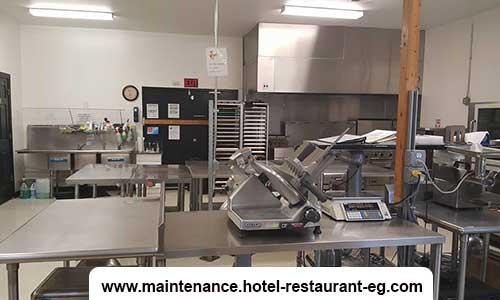 صيانة ثلاجات مطابخ ومطاعم