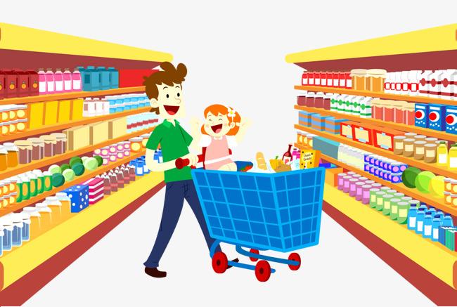 المستلزمات المطلوبة لتجهيز المحلات