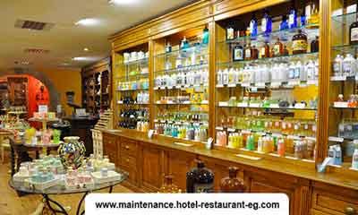 Decor-perfume-shop